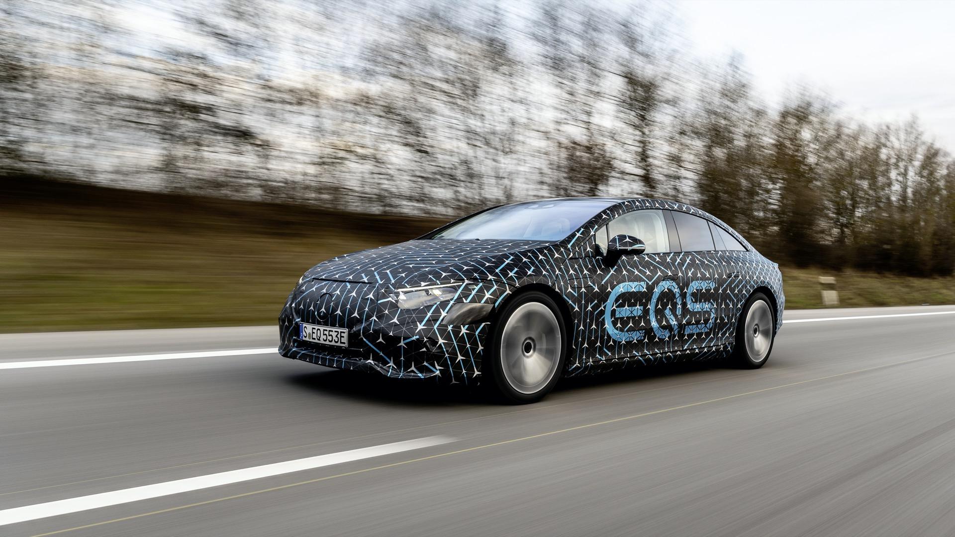 Meet Mercedes Digital. Stuttgart, March 2021