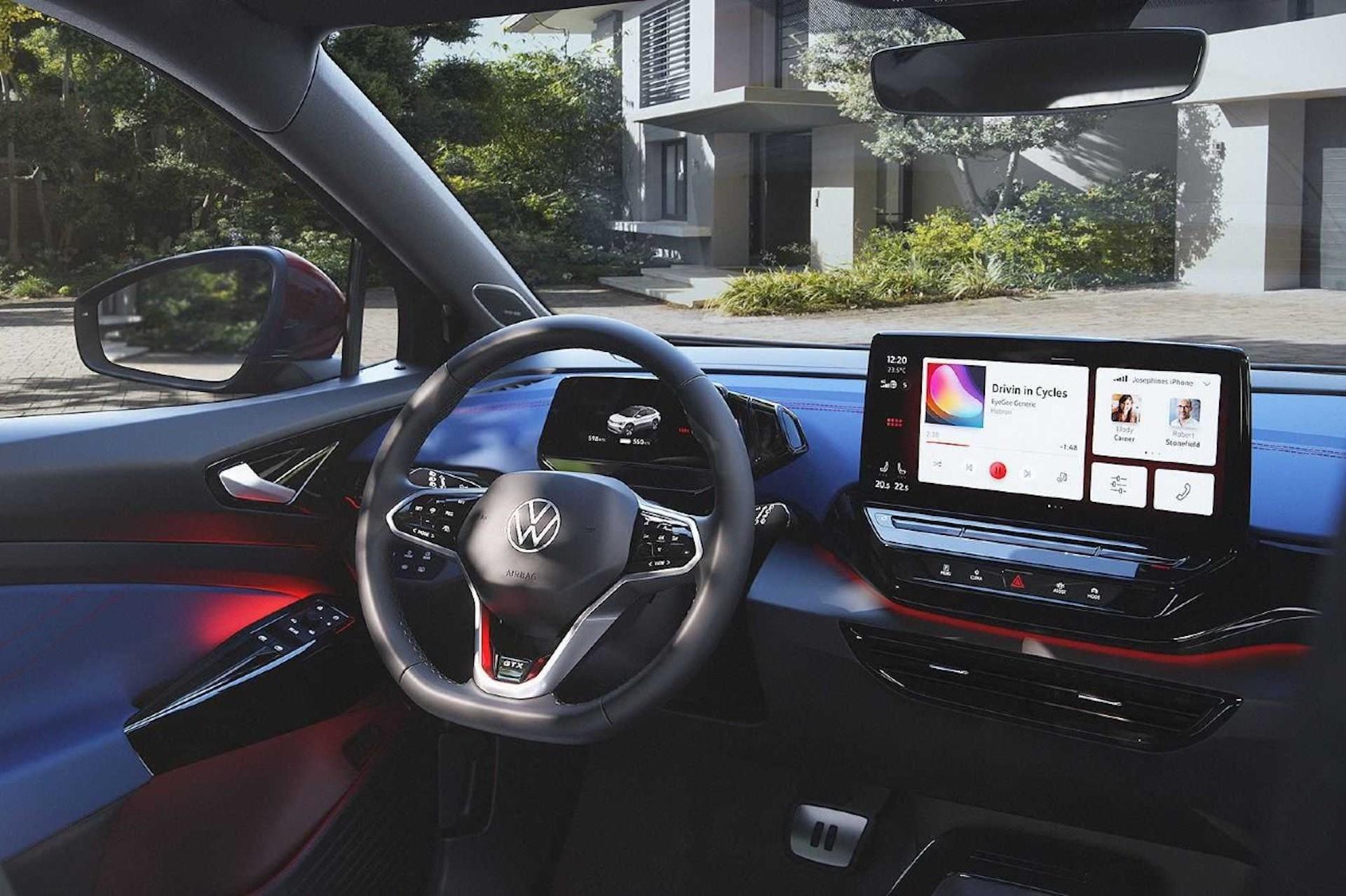 Volkswagen Id.4 Gtx 2021 11