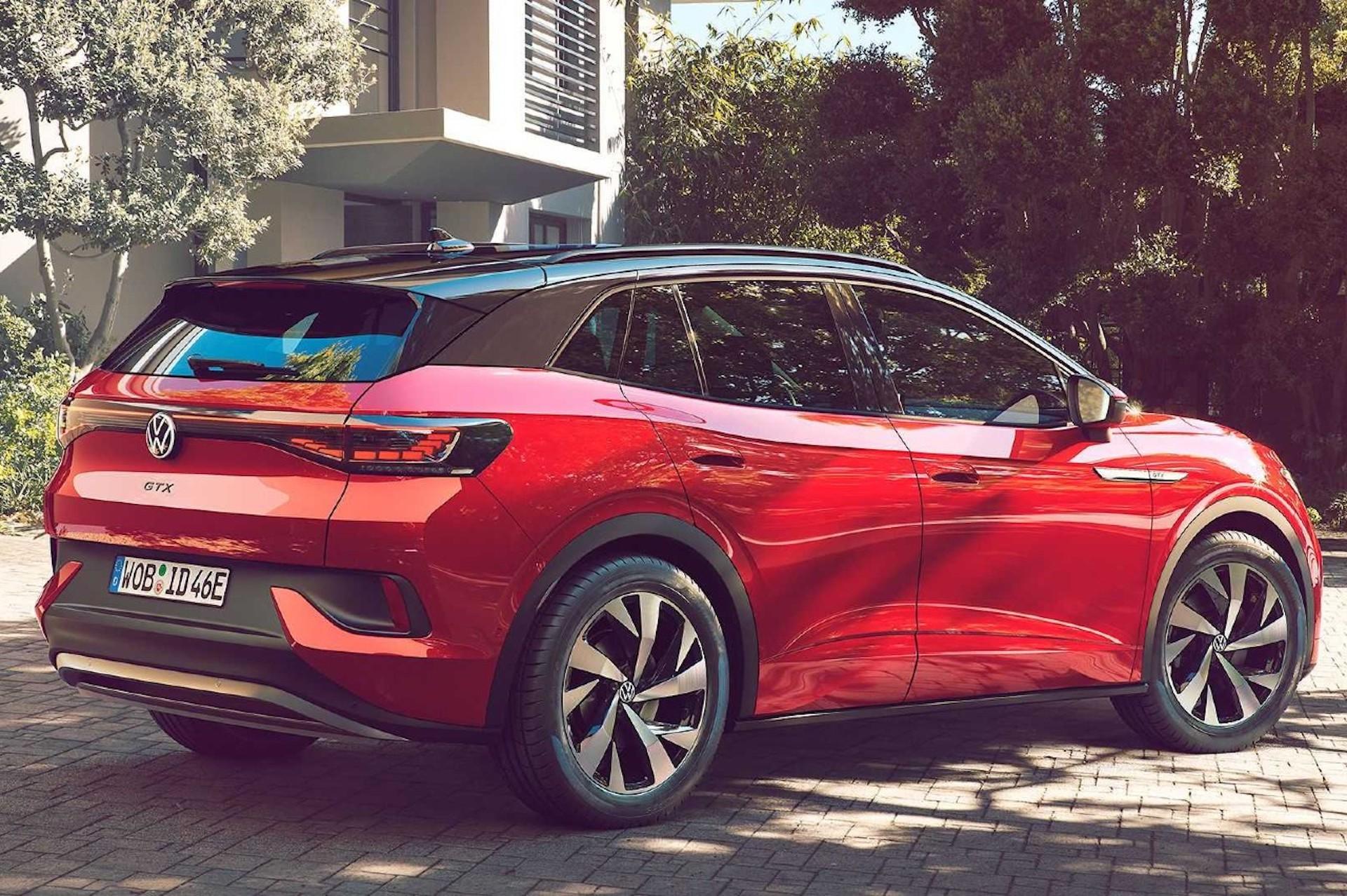 Volkswagen Id.4 Gtx 2021 3