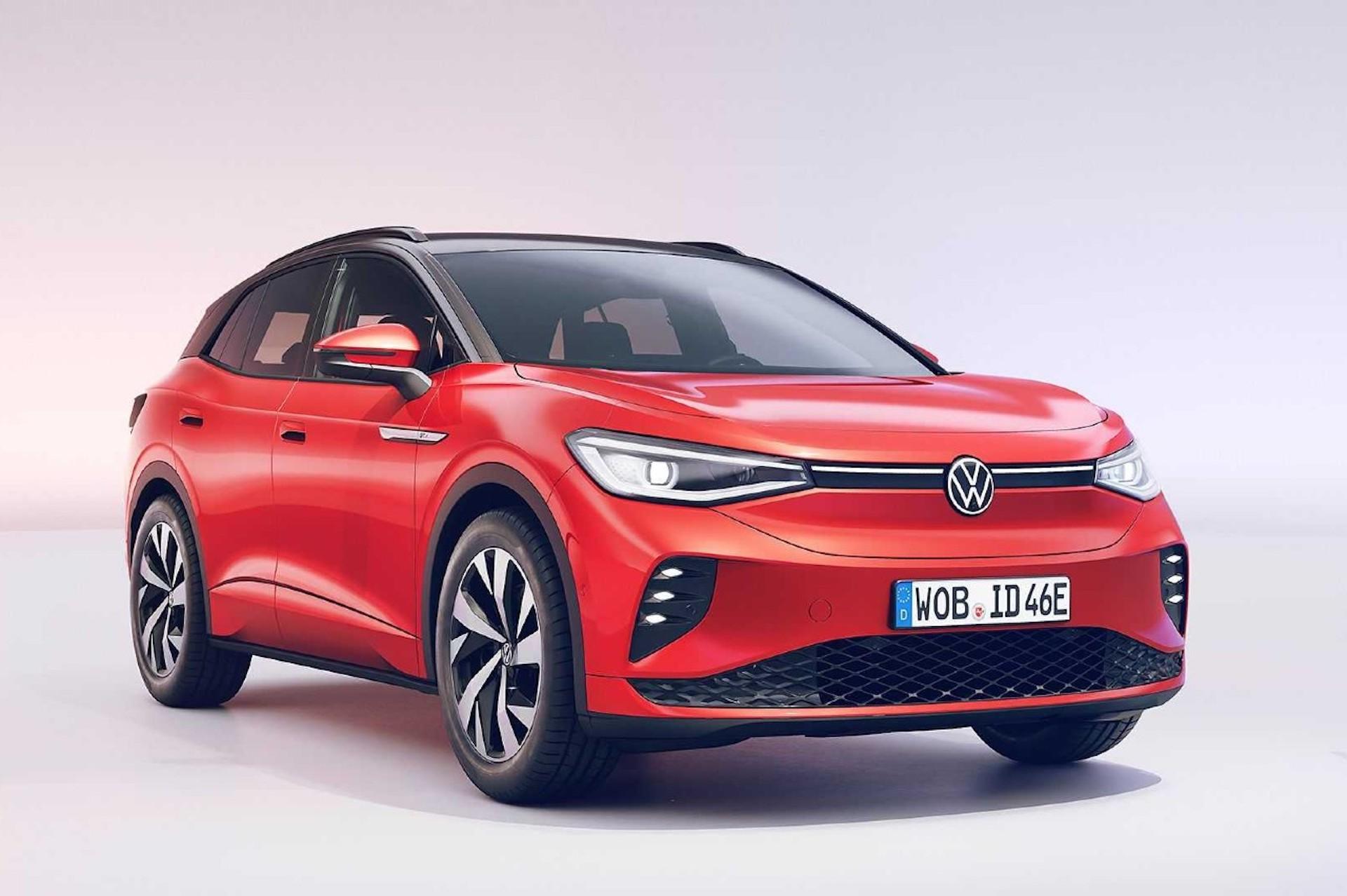 Volkswagen Id.4 Gtx 2021 5