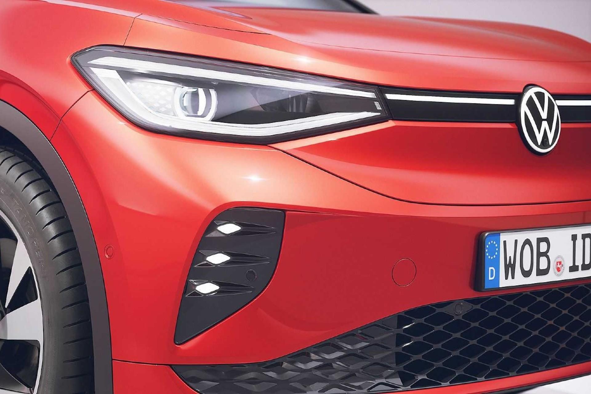 Volkswagen Id.4 Gtx 2021 7