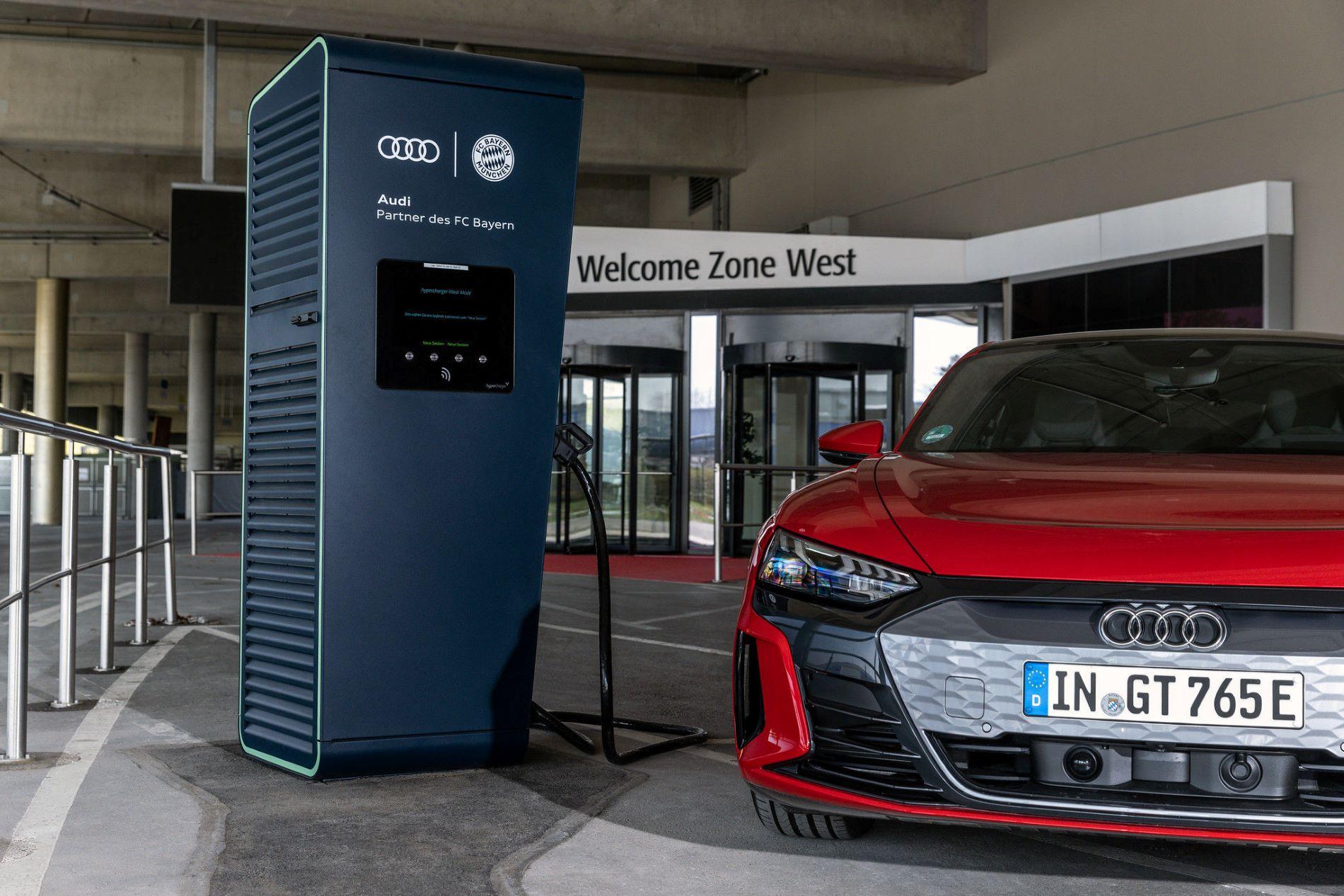 Audi Bayern Munich Hpc Close