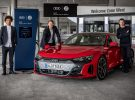 El Bayern de Múnich y Audi amplian la red de carga del Allianz Arena