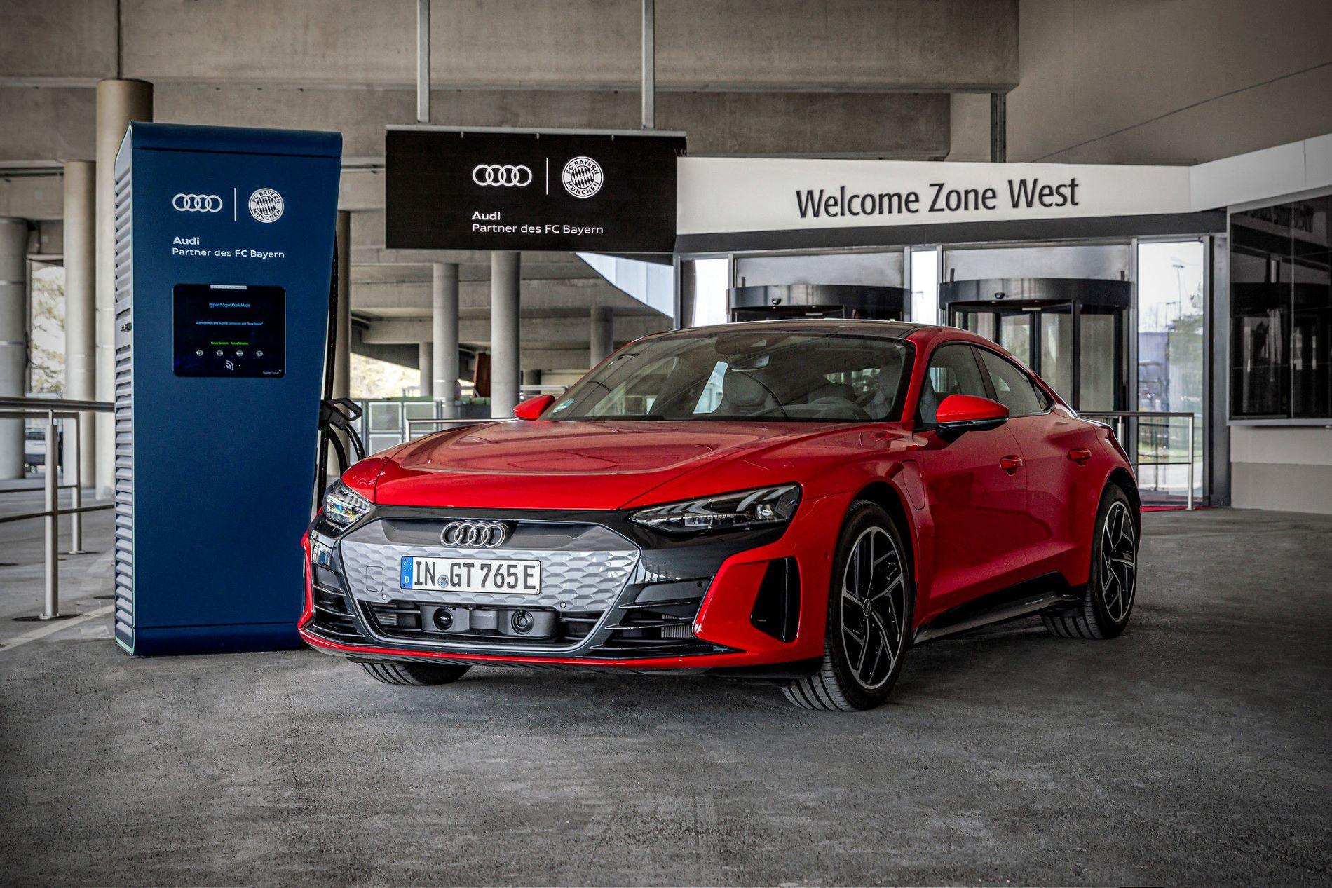 Audi Bayern Munich Hpc