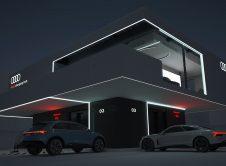 Audi Charging Hub Night