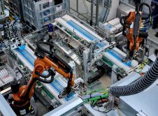 Bmw Electric Battery Production