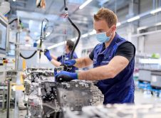 Bmw Electric Drive Production Worker