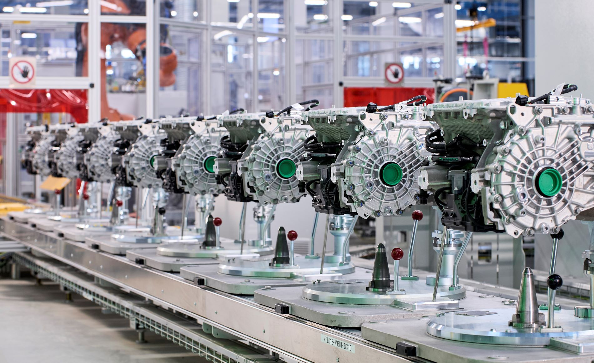 Bmw Electric Drive Production