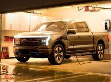 Ford F150 Lightning Charging