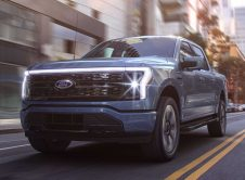 Ford F150 Lightning Front