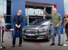 Ford Mustang Mach E Norway Delivery