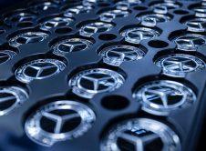 Mercedes Benz Eqs Production Badge