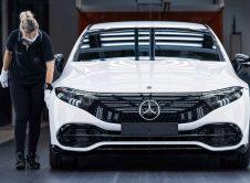 Mercedes Benz Eqs Production Factory 56