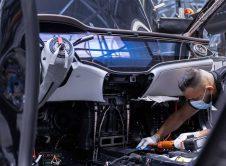 Mercedes Benz Eqs Production Factory 56 Interior