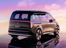 Mercedes Benz Eqt Concept Back