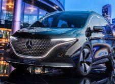 Mercedes Benz Eqt Concept Front