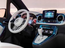 Mercedes Benz Eqt Concept Interior