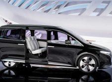 Mercedes Benz Eqt Concept Side