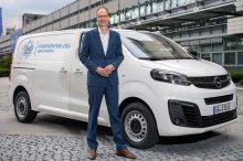 Opel anuncia una variante de la furgoneta Vivaro-e movida por hidrógeno