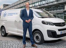 Opel Vivaroe Hydrogen Presentation