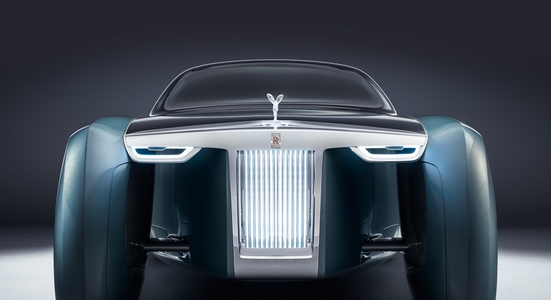 Rolls Royce Vision Front