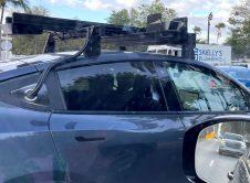 Tesla Modely Lidar Sensors Side