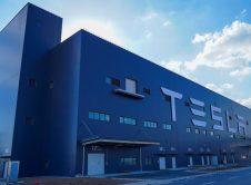Tesla Shanghai Gigafactory 3