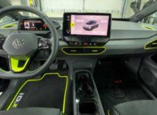 Volkswagen Idx Concept Interior