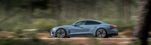 Probamos el Audi e-tron GT, primer eléctrico de la familia RS