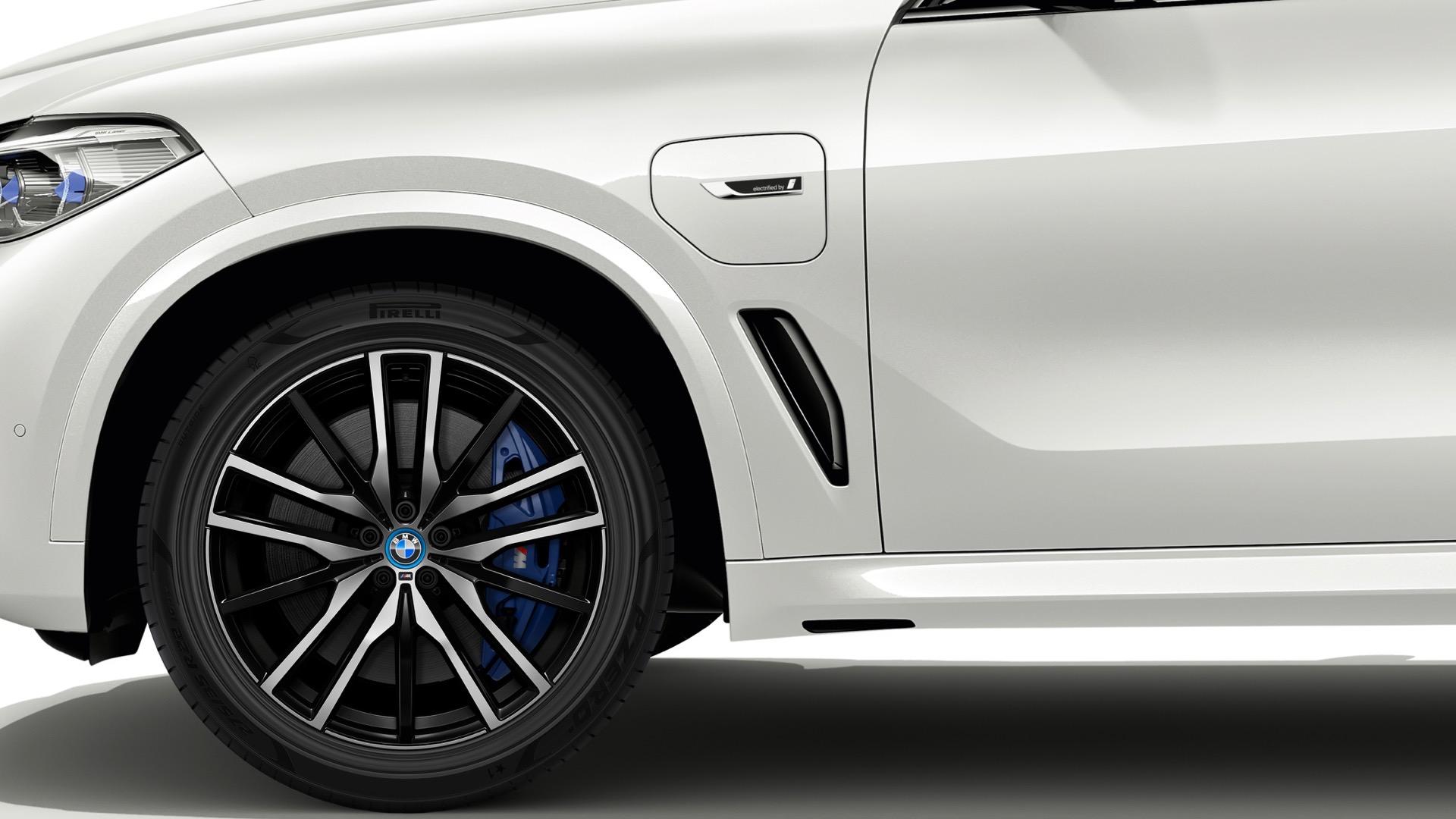 Bmw X5 Xdrive45e With Fsc Certified Pirelli P Zero Tires 100792094 H