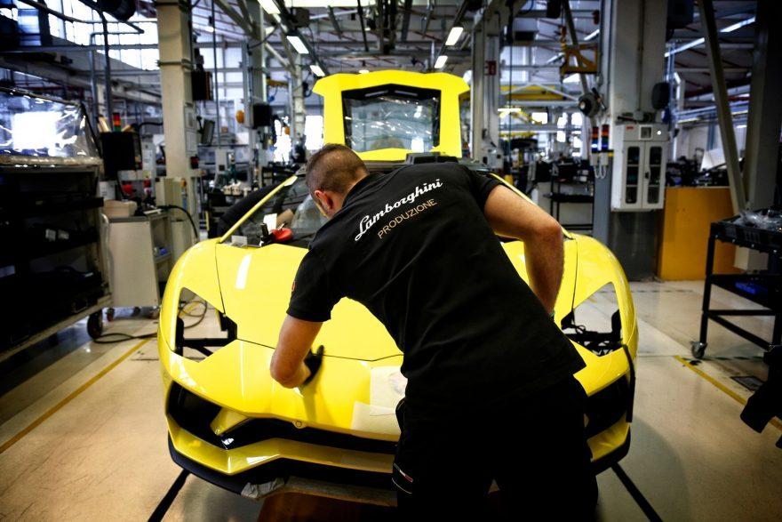Lamborghini Transicion Electrica 07