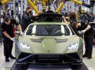 Lamborghini avanza hacia la electrificación con la agenda 'Direzione Cor Tauri'