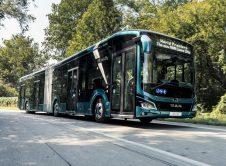 Man Bus Electrico 18 Metros