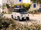 My AMI Cargo, la versión para transporte del pequeño eléctrico