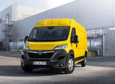 Opel Movano E (2021)