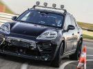 El Porsche Macan completamente eléctrico llegará en 2023