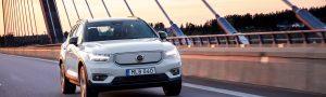Prueba Volvo XC40 Recharge eléctrico puro, un SUV muy agradable de altas prestaciones