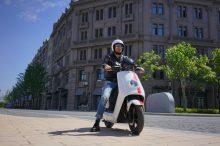 Los scooters eléctricos, cada vez más presentes en España