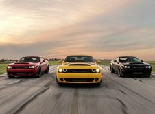 Dodge Challenger Srt Demon Front