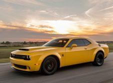 Dodge Challenger Srt Demon Side