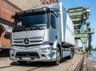 Mercedes-Benz presenta la versión de producción del eActros