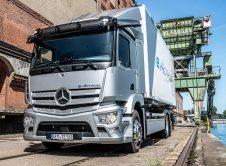 Mercedes Benz Eactros Harbour