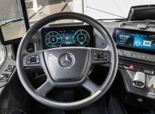 Mercedes Benz Eactros Interior