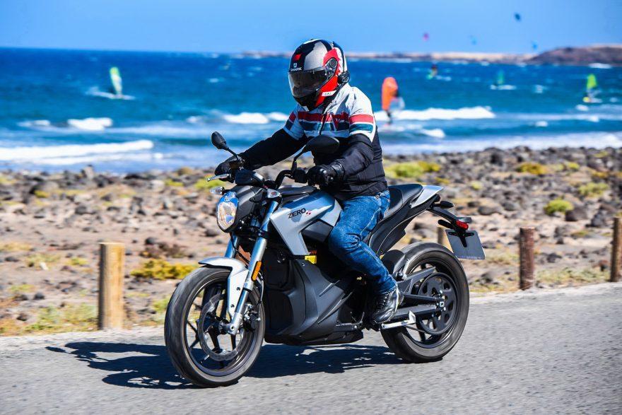 Desafío Verde Canarias motos eléctricas Zero