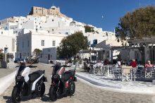Astipalea, la isla griega que busca la electrificación completa