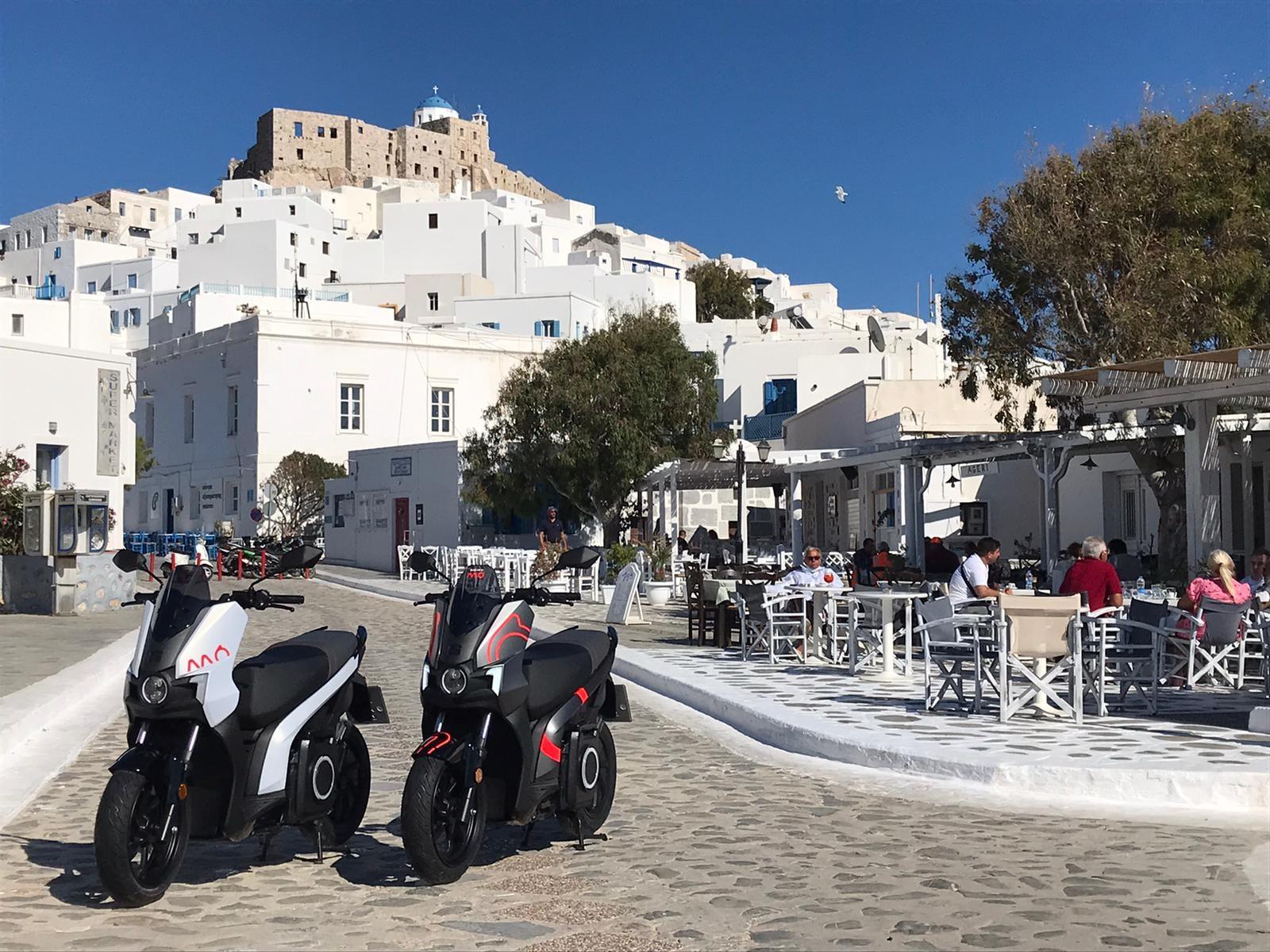 Seat Mo Escooter 125 Grecia