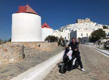 Seat Mo Grecia Escooter 125