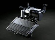 Tesla Heat Pump Radiator Model S Plaid