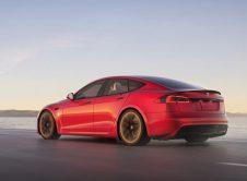Tesla Model S Plaid Back