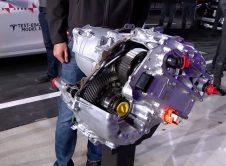 Tesla Model S Plaid Motor